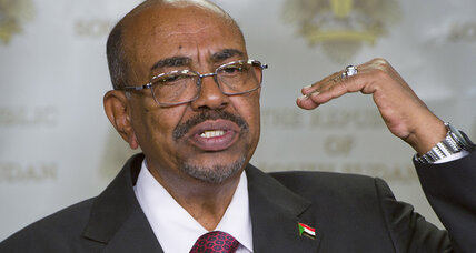S. Africa considers pulling out of ICC after Bashir visit