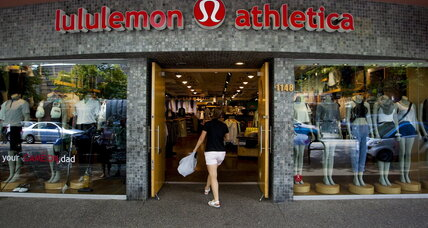 Lululemon recalls 318,000 yoga tops with dangerous drawstrings (+video)