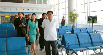 New airport terminal in North Korea boasts fondue and a wine bar