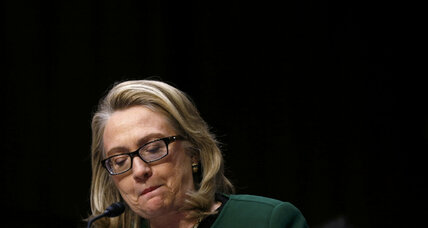 Hillary Clinton's missing Libya e-mails: Do they add to 'trust' problem? (+video)