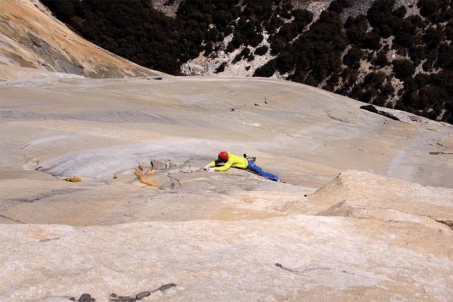 How Google's Street view scaled Yosemite's El Capitán