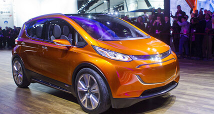 Chevy Bolt: Testing for 'approachable' 200-mile range EV revealed
