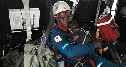 How a mother and baby survived a plane crash in Colombian jungle