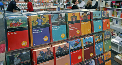 As US, EU talk trade, Germans fret over future of their treasured bookstores
