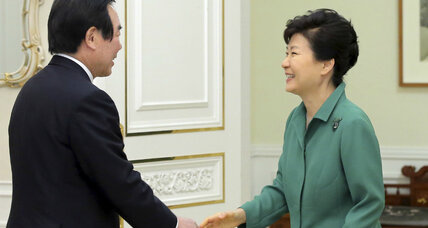 'Unburdening'? Japan and S. Korea see unexpected thaw in relations.