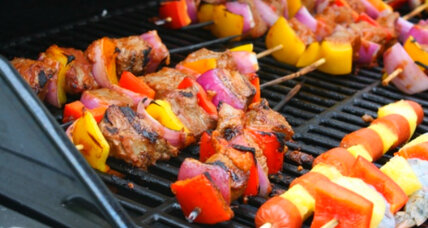 8 recipes for the backyard grill