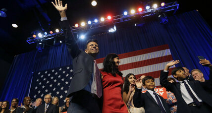 Bobby Jindal could lead us to another place, but it's not the White House
