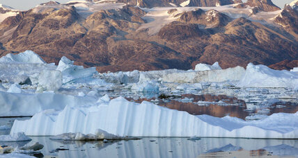 Icy earthquakes can help scientists track shrinking glaciers