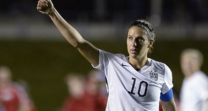 Women's World Cup 2015: How US defeated China