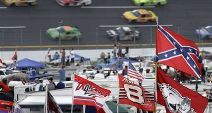 NASCAR ban on Confederate flag: Will fans get on board? (+video)