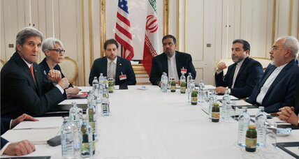 Nuclear talks will miss target; Iran foreign minister heads home