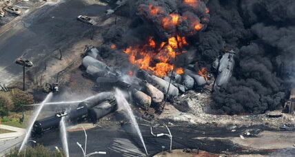 In Lac-Megantic disaster, oil train operators face criminal charges