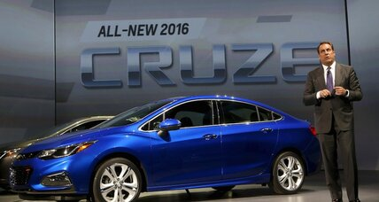 2016 Chevy Cruze will sell alongside older 'Cruze Limited'