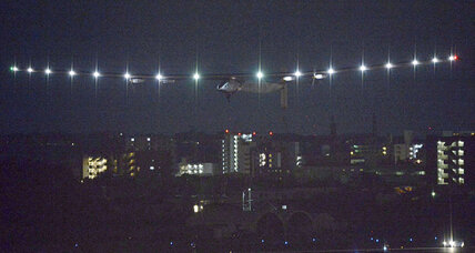 Solar Impulse 2 en route to Hawaii from Japan (+video)