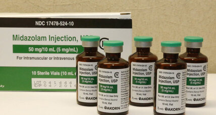 Supreme Court allows controversial lethal injection drug