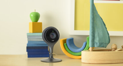 Away? Relax. Your Nest security webcam just got smarter.