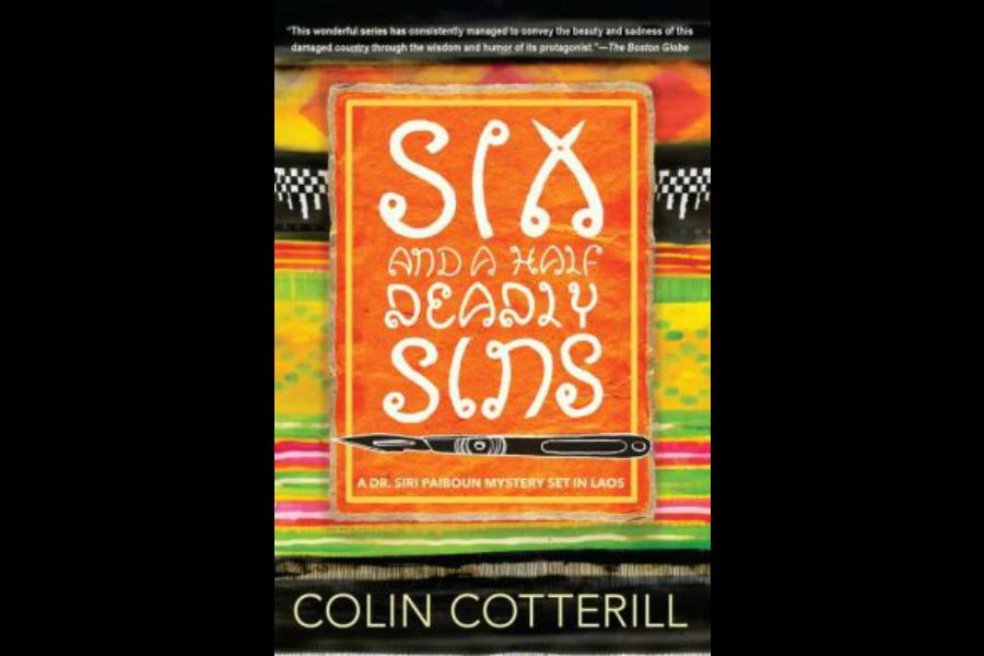 Six And A Half Deadly Sins An Evocative Return To The Laos Of Siri Paiboun Csmonitor Com