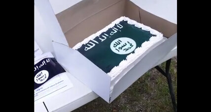 Wal-Mart apologizes for making ISIS cake after refusing to make Confederate one (+video)