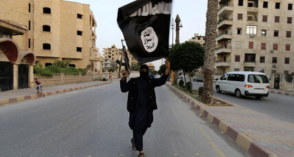 What does the Islamic State consider 'sorcery'?