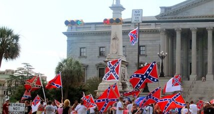 South Carolina's legislature has support to remove Confederate flag