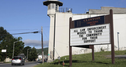 12 prison employees placed on leave following escape: Systemic problem?