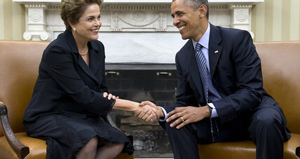 Brazilian leader's US visit: how Obama patched up ties after spying scandal