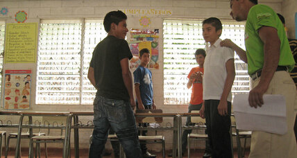 Male models: Teaching men in Central America about gender and power