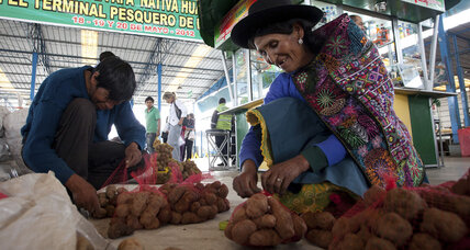 How women farmers in the Andes use their knowledge to conserve biodiversity