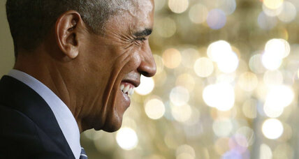 'Best week ever': Did Obama almost forget gay marriage?
