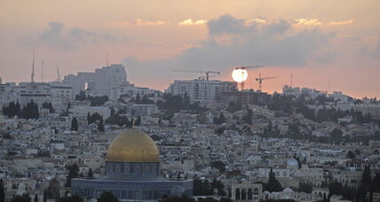 Fresh eyes on Jerusalem's stubborn impasse