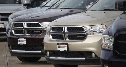 Fiat Chrysler recalls Jeep Grand Cherokee, Dodge Durango for suspension issues