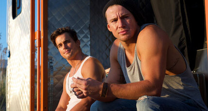 'Magic Mike XXL' relentlessly targets its audience (+video)