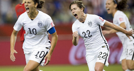 New stars emerge as Team USA heads to the World Cup Final