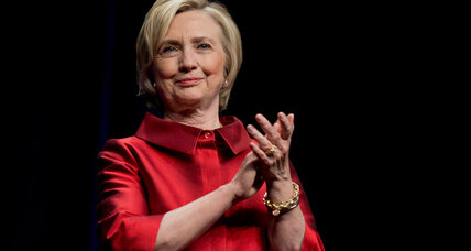 Hillary Clinton has raised $45 million in campaign contributions so far