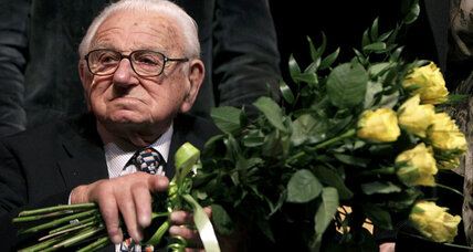 'British Schindler,' Holocaust hero dies at 106