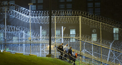 Can new warden restore prison security at Clinton Correctional?