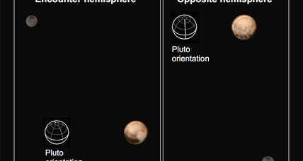 NASA discovers mysterious dark spots on Pluto