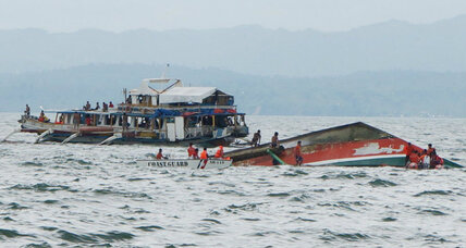 Philippines ferry capsizes: Why are accidents so common?