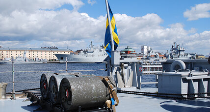Is Sweden's military too small even for its peacenik ways?