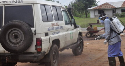 Liberia's new Ebola cases rattle neighboring Sierra Leone, Guinea