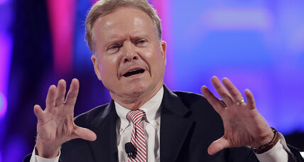 Former Va. senator Jim Webb announces his presidential run