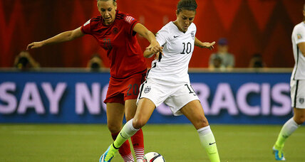 Women's World Cup 2015 TV schedule: US vs. Japan in Sunday's final