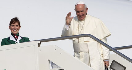 Pope Francis returns to South America, bringing solidarity message to region's poor