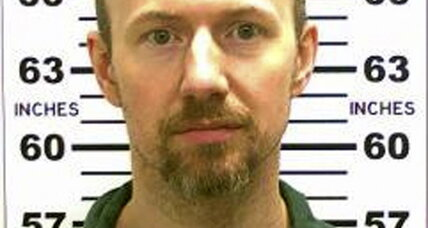 David Sweat returns to prison, but not the one he fled
