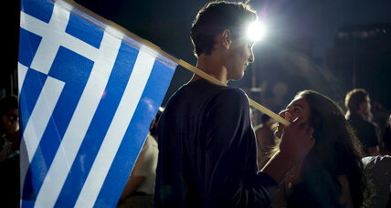 The Greece 'no' vote. No money, few options, and a lot more problems.