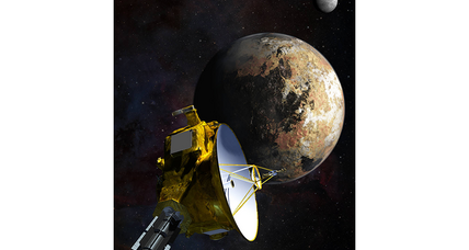 New Horizons back on course for Pluto following weekend mishap