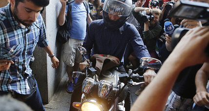 Varoufakis rides into the sunset. Will it help Europe and Greece? (+video)