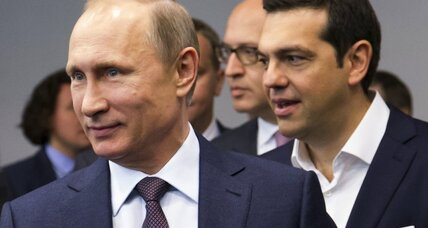 How Russia is leveraging the Greek debt crisis