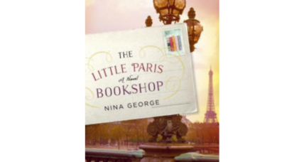'The Little Paris Bookshop' is a summer read rich in easy pleasures