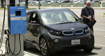 California boosts electric car rebates for low-income families